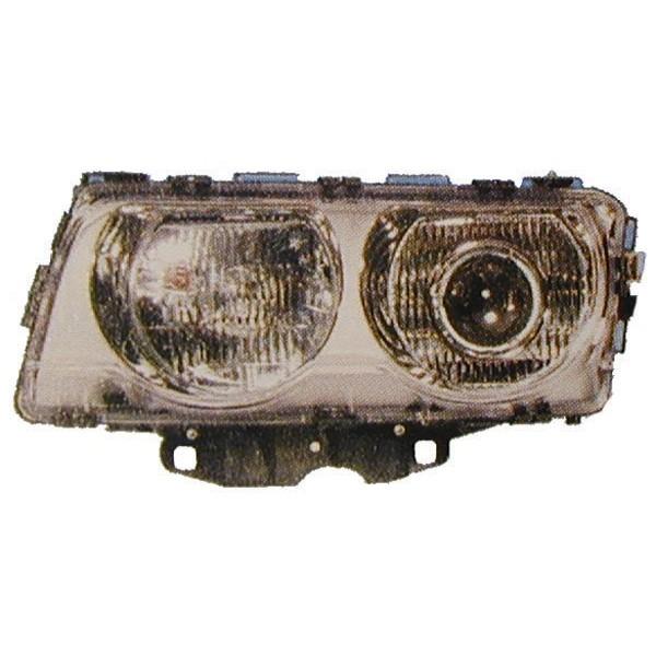 XENONKoplamp rechts BMW E38 98-01 BOSCH D2S/H7 ChroomLINE