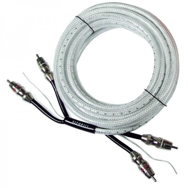 Hifonics Cinch Audio kabel Premium