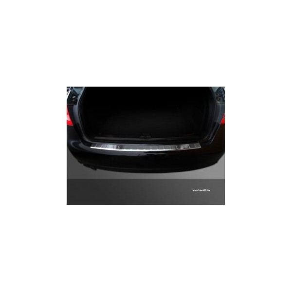 RVS Kofferbakbescherming Mercedes C-Klasse Limousine 2011-