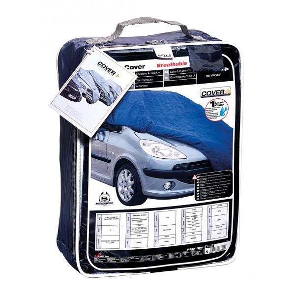 Autohoes buiten en binnen premium maat XXL0 420x165x132cm