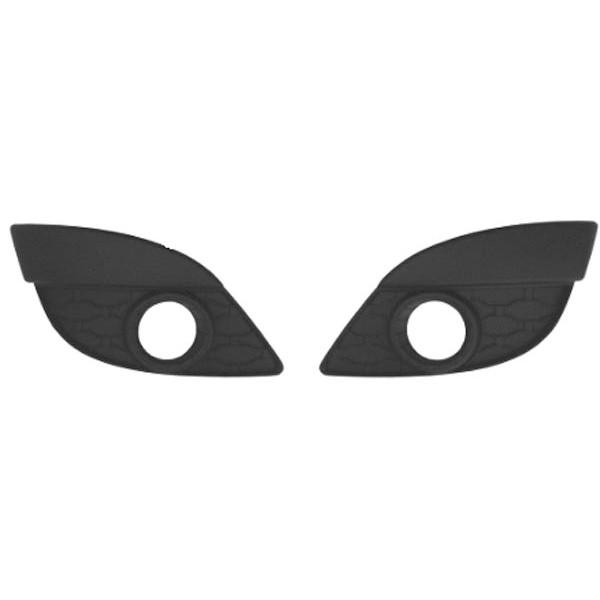 Lijsten set Bumper TWINGO 07->> MODEL BASIC