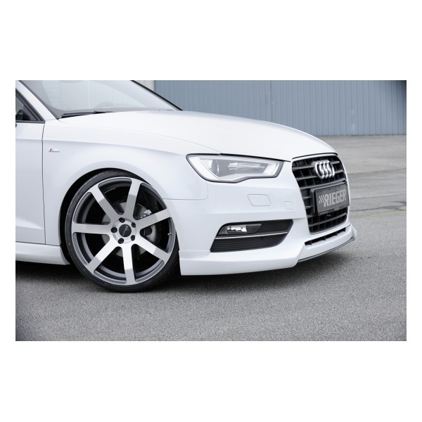 Rieger Spoilerzwaard Audi A3 8V 2012- Carbon