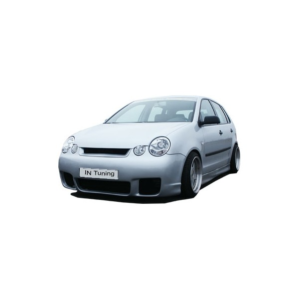 Zijskirts VW Polo 9N 01-05 GT Street One IN-Tuning