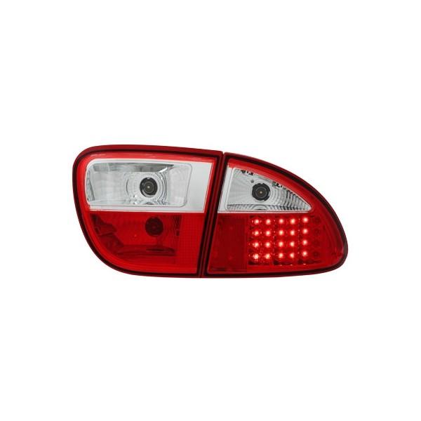Achterlichten LED Seat Leon 96-04