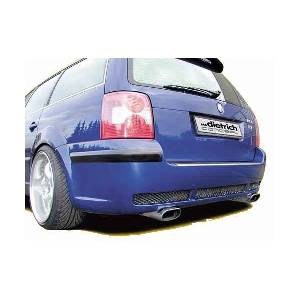 Achterbumper RS4 style