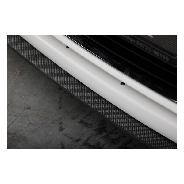 Rieger Spoilerzwaard Audi A1 8X 2010- Carbon