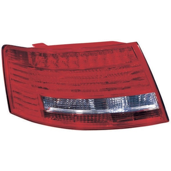 Achterlichten Audi A6 4F2 06/04 -> LED versie