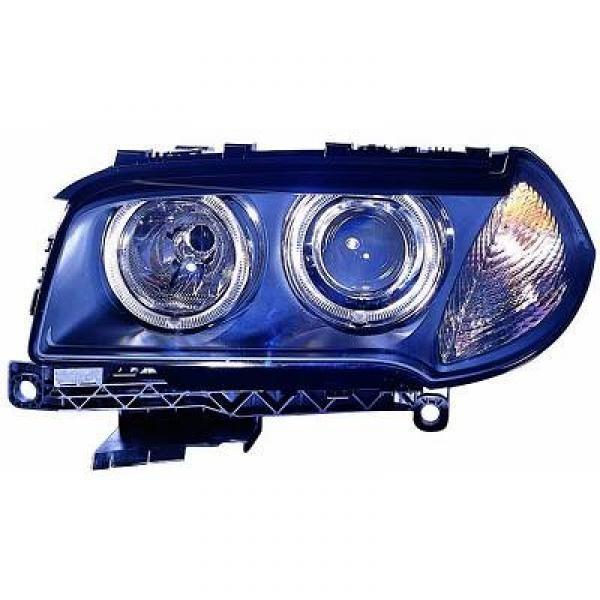 XENONKoplamp links BMW X3 06->> D1S+H7+H10
