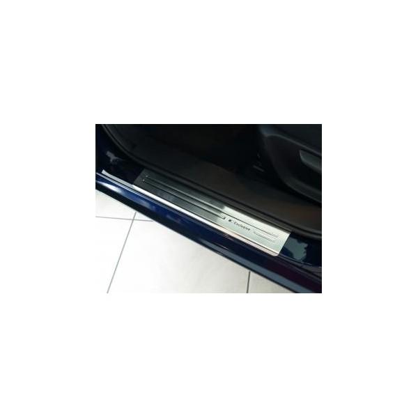 Instaplijsten Mazda 6 sedan/station 2012- RVS exclusief