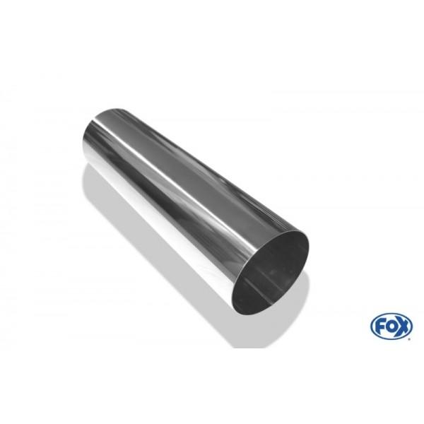 Uitlaatsierstuk Type 10 114 mm diameter 400 mm lengte