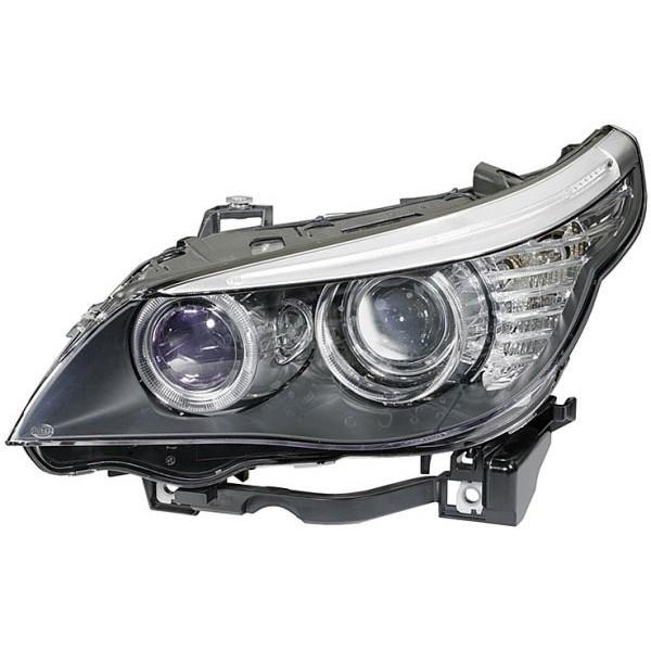 BIXENONKoplamp rechts BMW E60 07.09 HELLA