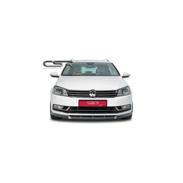 Voorspoilerlip VW Passat 3C (niet voor R/R-line) 2010-