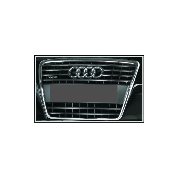 Chrome A8 W12 grill voor facelift Voorbumper