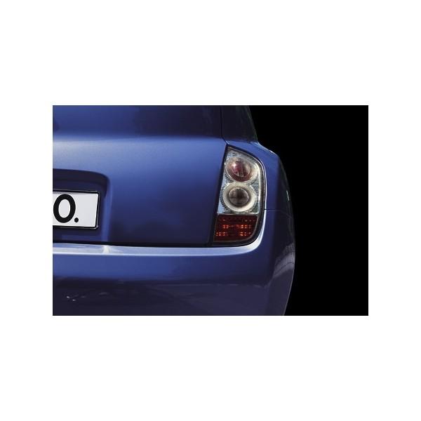 Achterlichten Nissan Micra lexus chroom