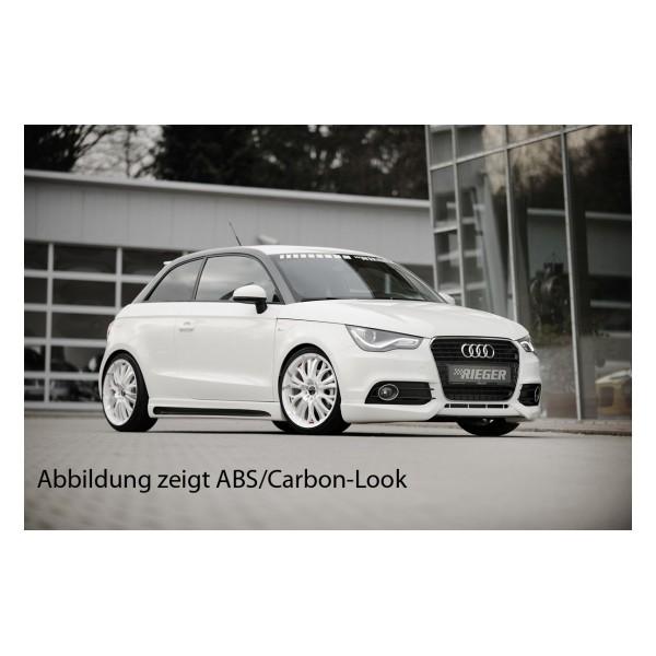 Rieger Zijskirts Audi A1 8X 2010-