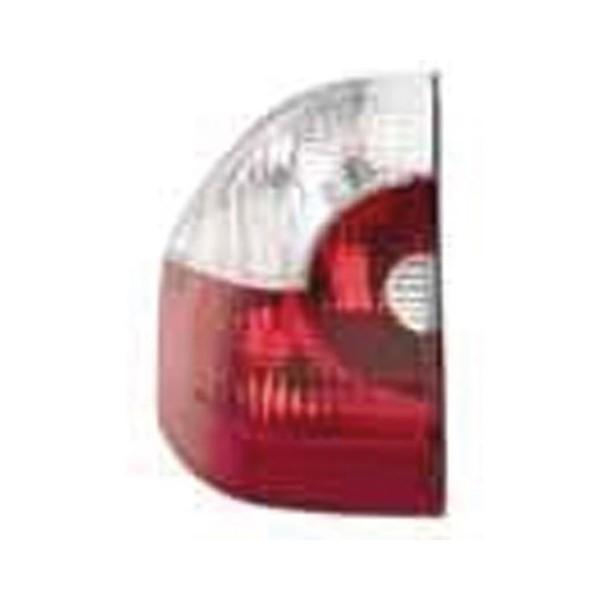 Achterlicht rechts BMW X3 E83. 04-06 buiten ROOD/WIT