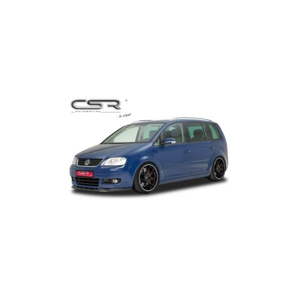 Voorspoiler VW Touran (Type 1T) 2003-2006 ABS