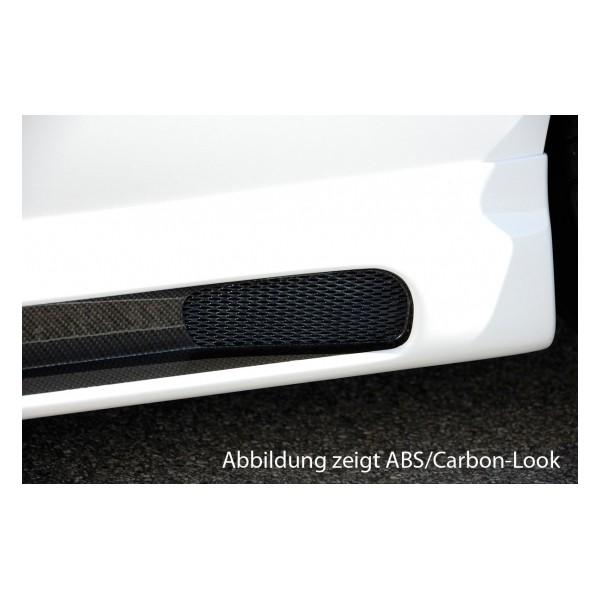 Zijskirts Audi A5 B8/B81 Sportback Rieger
