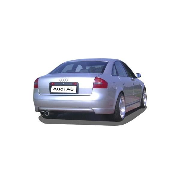 Achterbumper Diffusor Audi A6 4B 1997-2004 Avant GT Street One IN-T