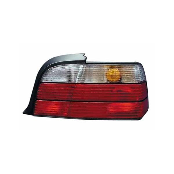 Achterlichten BMW E36 limousine rood/wit