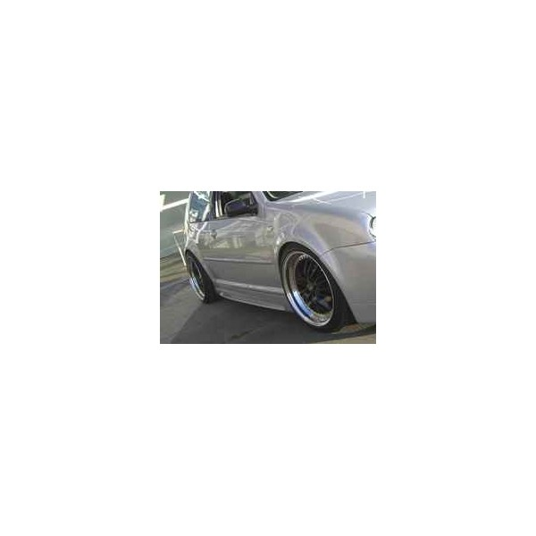 Zijskirts VW Golf IV Optik
