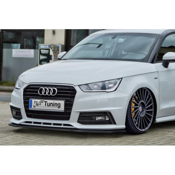 voorspoiler Audi A1 8X + Sportback vanaf jaar 2014