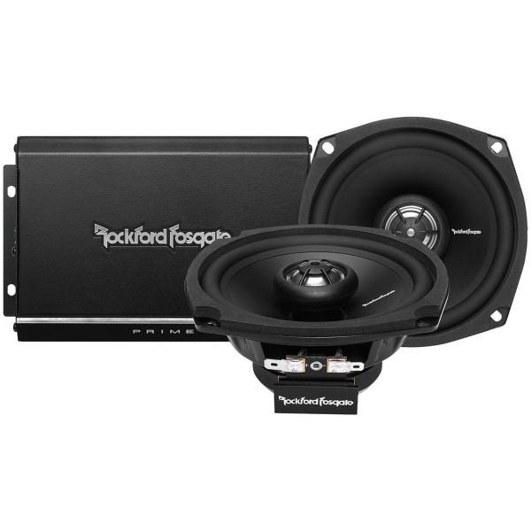 Rockford Fosgate Harley davidson R1-HD2-9813