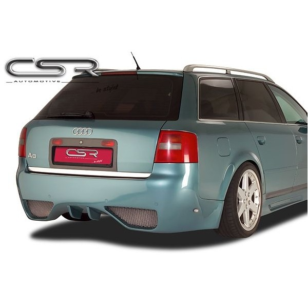 Achterbumper Audi A6 4B Avant CSR XX-Line
