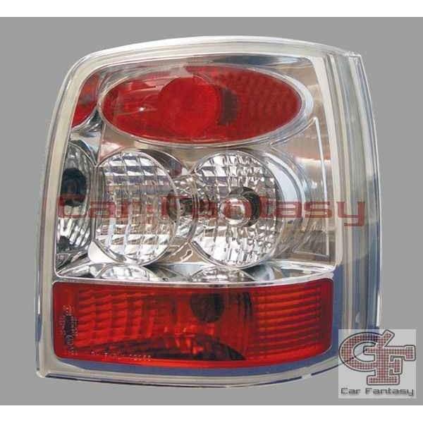 Achterlichten VW Passat variant 3B 97-01 lexus chroom
