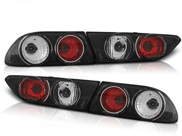 Achterlichten Alfa Romeo 156 Zwart