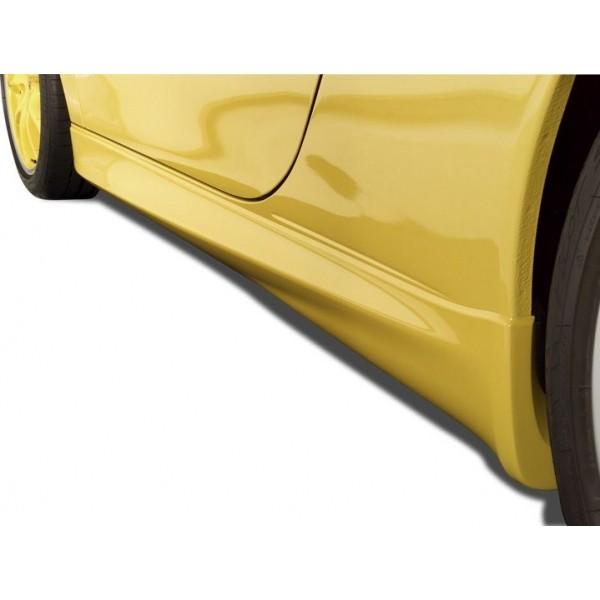Zijskirts Porsche Boxster 986 SX-Line