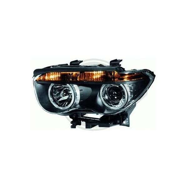 Koplamp links E65/66. 01-05 HELLA DE-H7