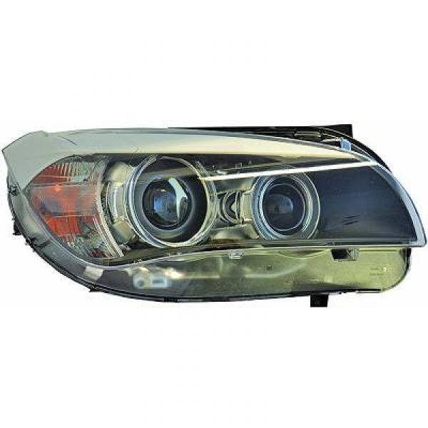 BIXENONKoplamp. links BMW X1 E84 09->> VALEO D1S+MOT.+TAGF.+KURV