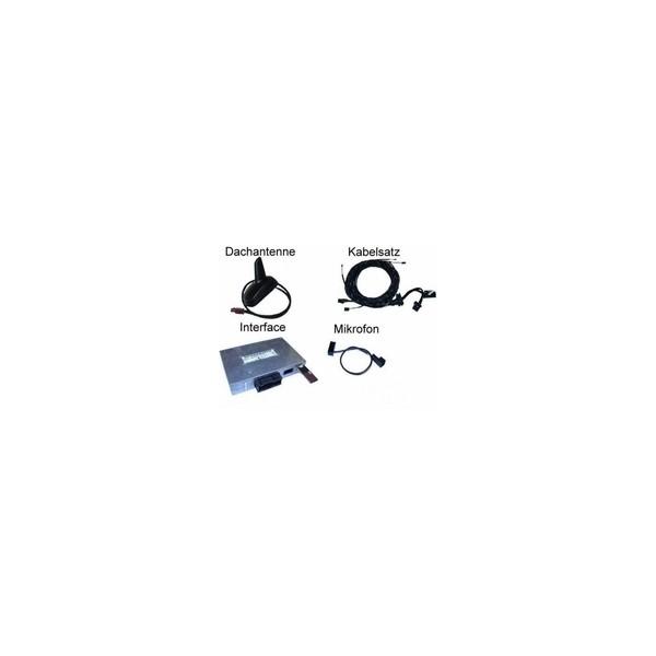 Bluetooth (with SAP) - Retrofit - Audi A6 4F - MMI 2G