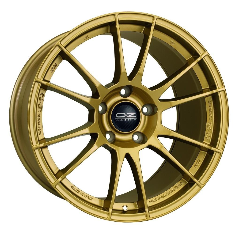 Velgen Oz Ultraleggera Hlt Race Gold 8x19 Inch 5x100 Et37