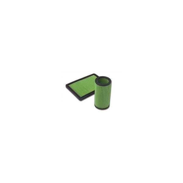 GREEN luchtfilter Passat 36/357 1.8 TSi 112/118kw 2010-