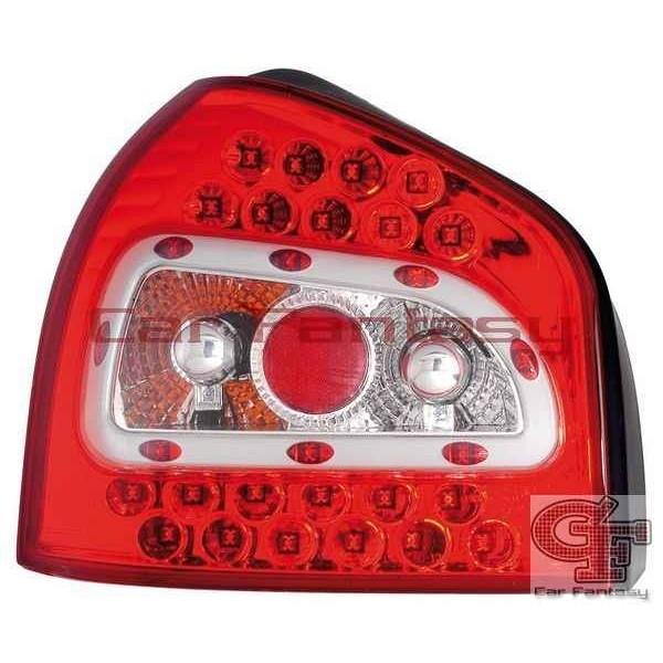 Achterlichten LED Audi A3 95-01
