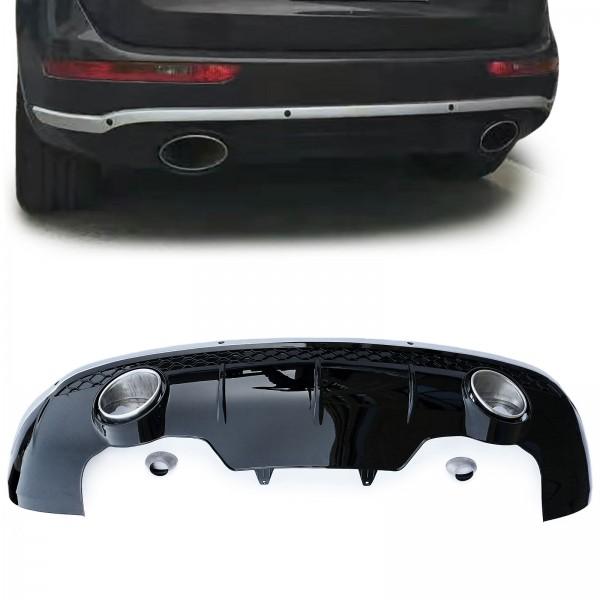 Diffusor AUDI Q5 8R 08-16 Duplex RS Look Sierstukken