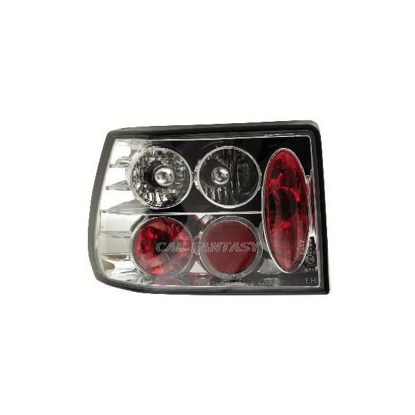 Achterlichten Opel Astra F lexus chroom