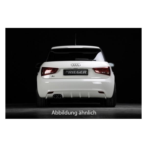 Rieger Achteraanzet Audi A1 8X 2010-