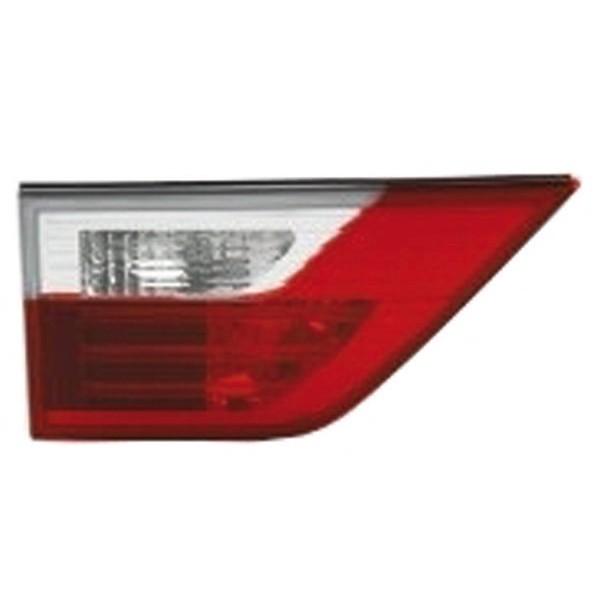 Achterlicht rechts BMW X3 E83. 06->> binnen ROOD WIT