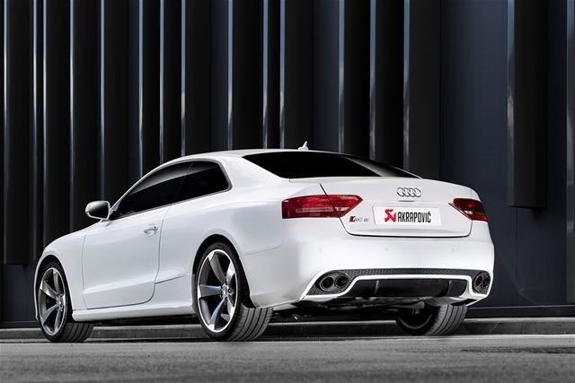 Uitlaatsysteem Audi RS5 Akrapovic