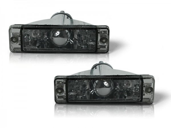 Knipperlichten VW Golf II helder zwart