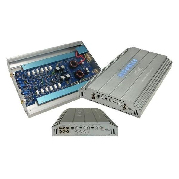 Hifonics Zeus ZX8005 Multi kanaals Versterker