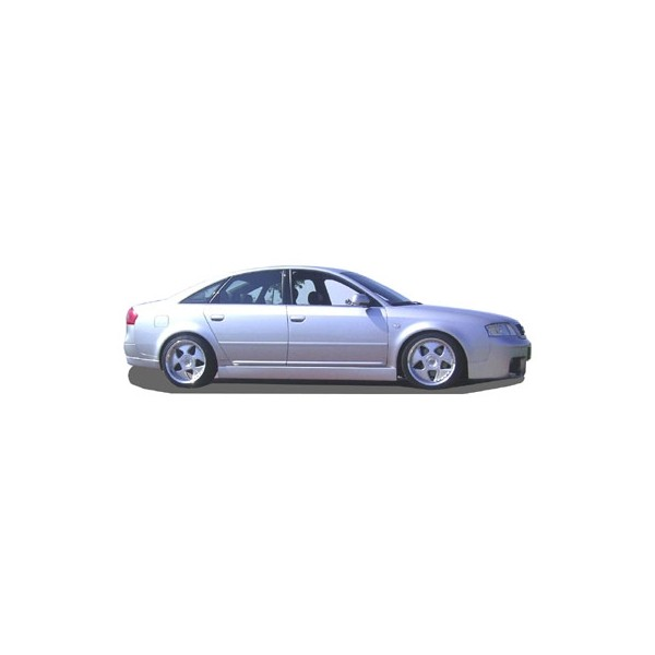 Zijskirts Audi A6 4B 1997-2004 GT Street One IN-Tuning