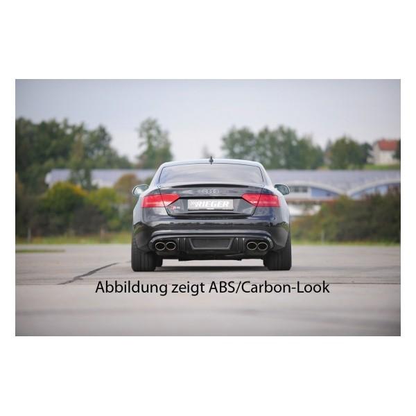 Achterbumperaanzet Audi A5 B8/B81 07-11 Rieger