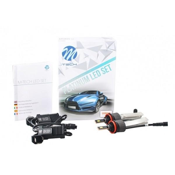 LED Conversie Kits H11 Osram Platinum 5700K 5200lm