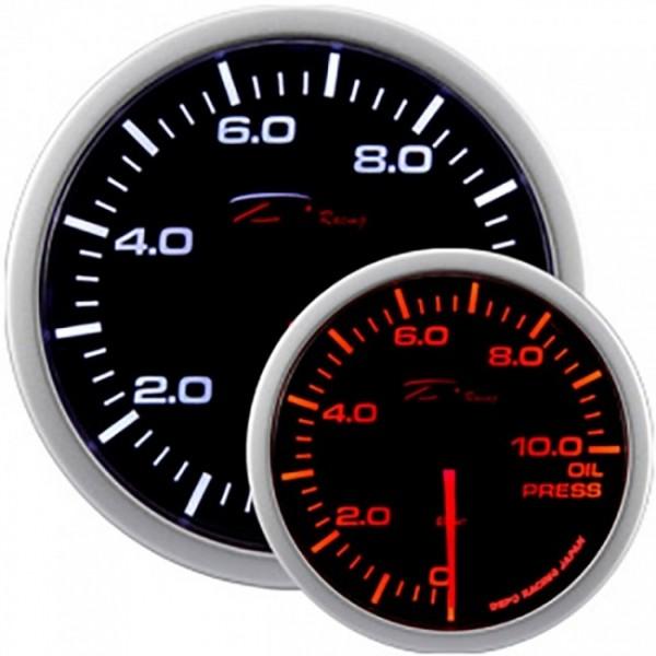 Depo Racing oliedruk meter WA-Series Instrument
