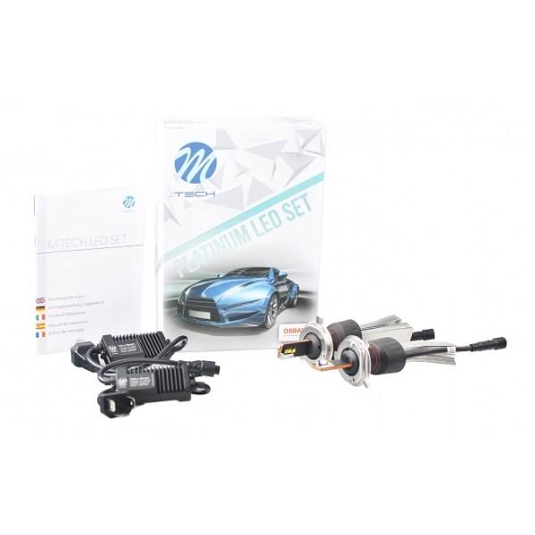 LED Conversie Kits H4 Osram Platinum 5700K 5200lm