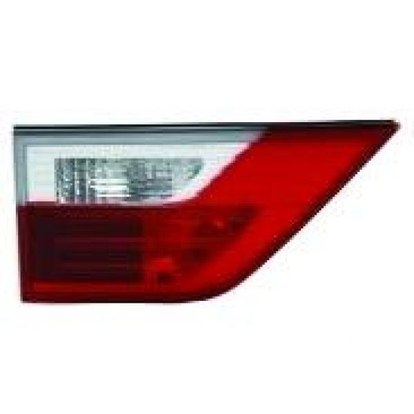 Achterlicht links BMW X3 E83. 06->> binnen ROOD WIT